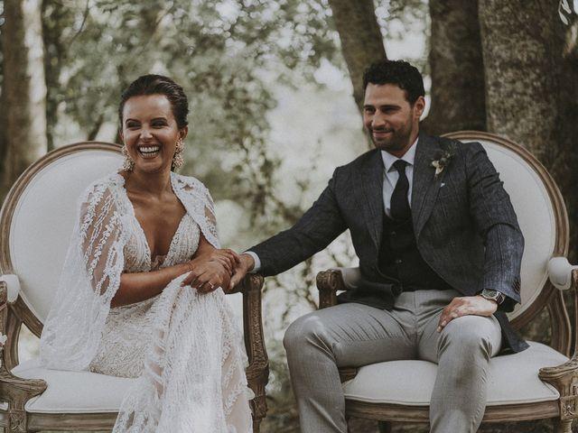 Le mariage de Julien et Louisa à Saint Sulpice sur Loire, Maine et Loire 39