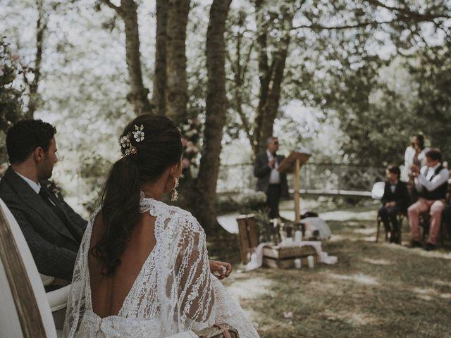 Le mariage de Julien et Louisa à Saint Sulpice sur Loire, Maine et Loire 40