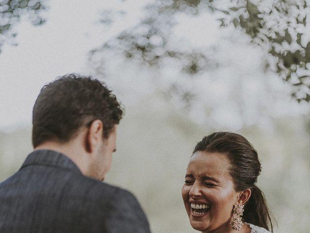 Le mariage de Julien et Louisa à Saint Sulpice sur Loire, Maine et Loire 41