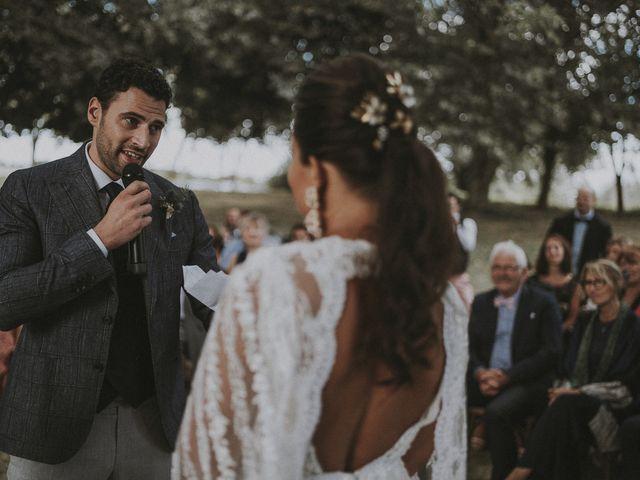 Le mariage de Julien et Louisa à Saint Sulpice sur Loire, Maine et Loire 42