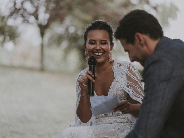 Le mariage de Julien et Louisa à Saint Sulpice sur Loire, Maine et Loire 44