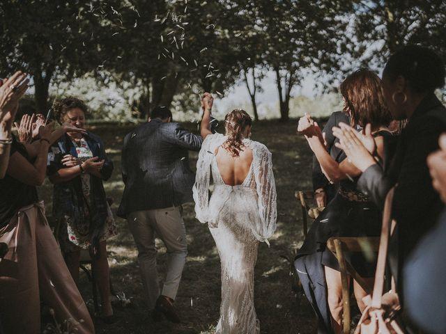 Le mariage de Julien et Louisa à Saint Sulpice sur Loire, Maine et Loire 45