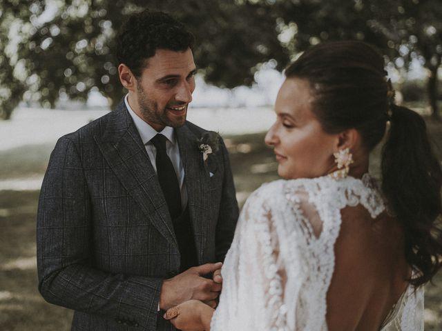 Le mariage de Julien et Louisa à Saint Sulpice sur Loire, Maine et Loire 50