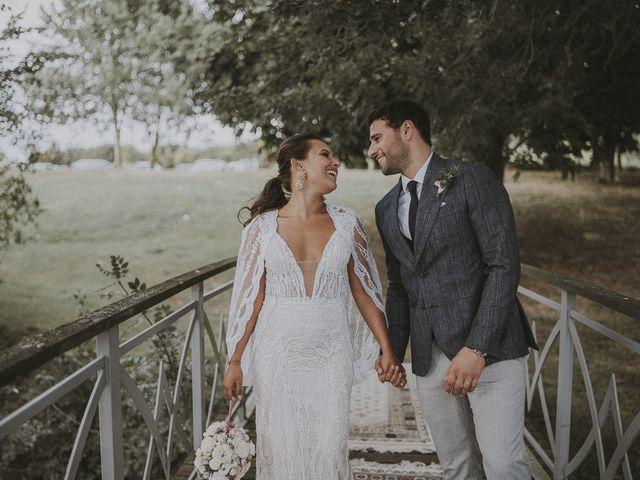 Le mariage de Julien et Louisa à Saint Sulpice sur Loire, Maine et Loire 51