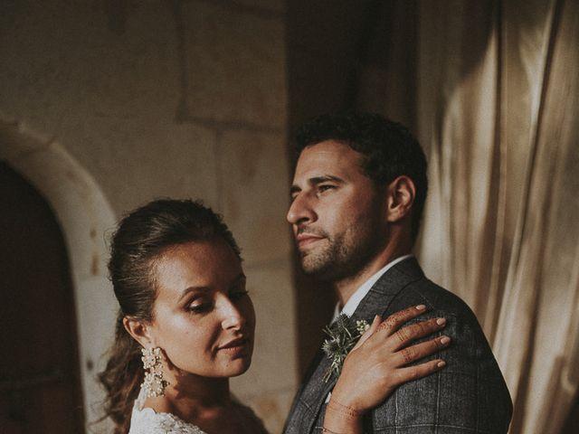 Le mariage de Julien et Louisa à Saint Sulpice sur Loire, Maine et Loire 64