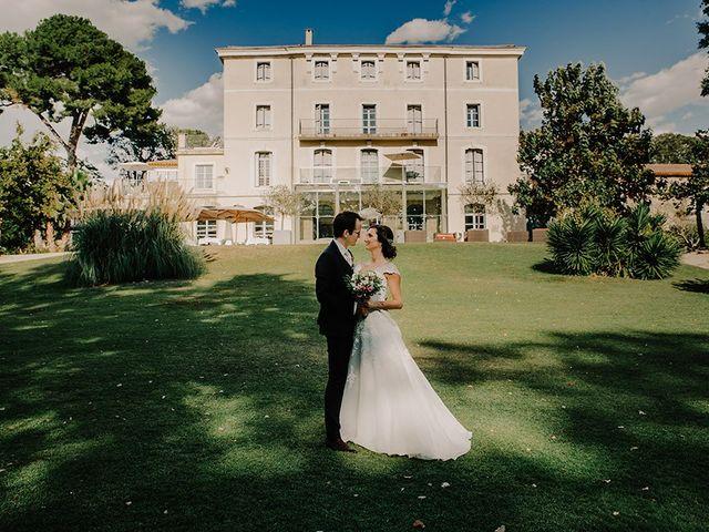 Le mariage de Luc et Carole à Montpellier, Hérault 4