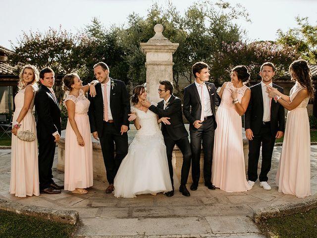 Le mariage de Luc et Carole à Montpellier, Hérault 1