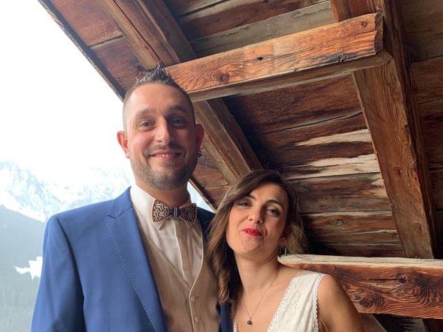 Le mariage de Séverine et Alexandre à Le Reposoir, Haute-Savoie 4