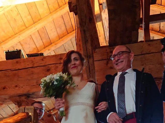 Le mariage de Séverine et Alexandre à Le Reposoir, Haute-Savoie 6