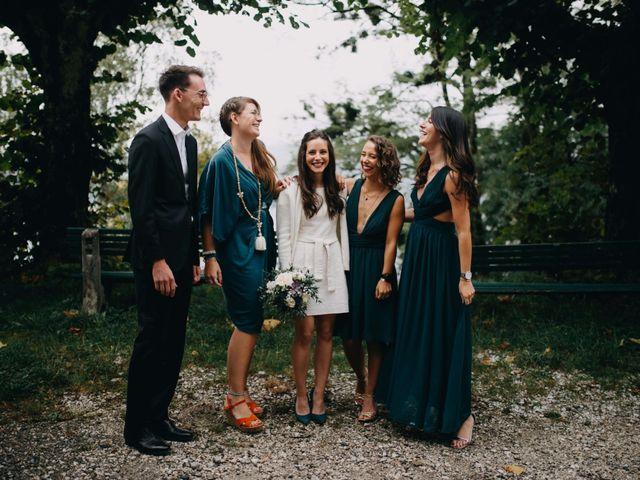 Le mariage de Aymar et Alice à Veyrier-du-Lac, Haute-Savoie 9