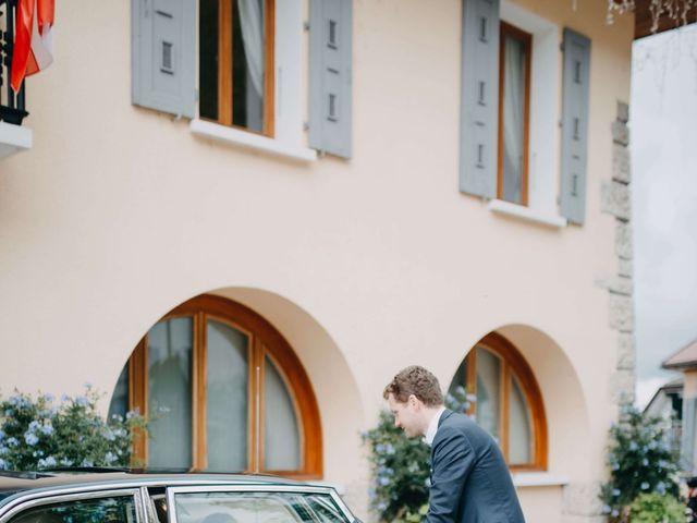 Le mariage de Aymar et Alice à Veyrier-du-Lac, Haute-Savoie 12