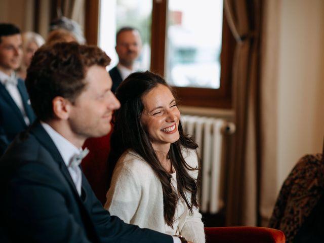 Le mariage de Aymar et Alice à Veyrier-du-Lac, Haute-Savoie 13