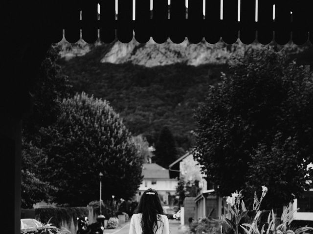 Le mariage de Aymar et Alice à Veyrier-du-Lac, Haute-Savoie 21