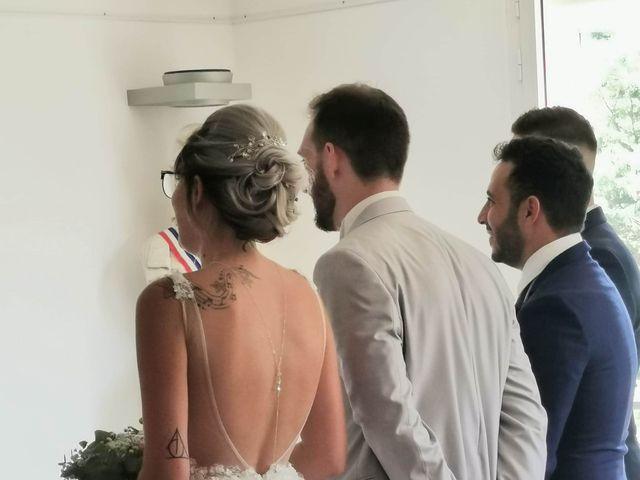 Le mariage de David et Coralie à Méounes-lès-Montrieux, Var 5