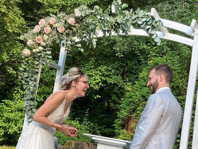 Le mariage de David et Coralie à Méounes-lès-Montrieux, Var 6