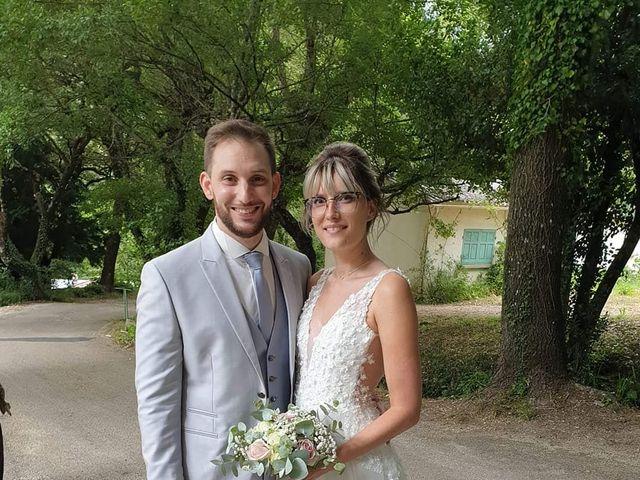 Le mariage de David et Coralie à Méounes-lès-Montrieux, Var 7
