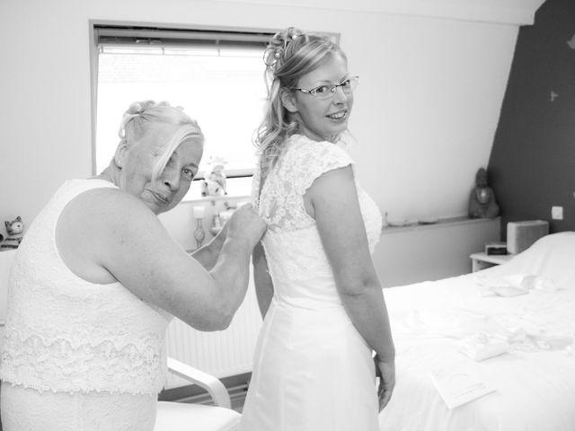 Le mariage de David et Mélissa à Comines, Nord 21