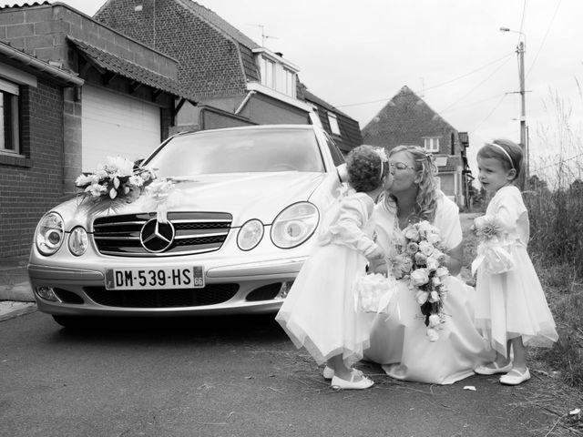 Le mariage de David et Mélissa à Comines, Nord 34