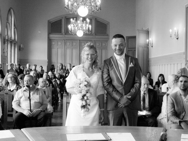 Le mariage de David et Mélissa à Comines, Nord 41
