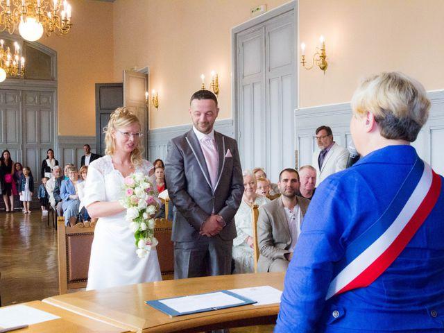 Le mariage de David et Mélissa à Comines, Nord 42