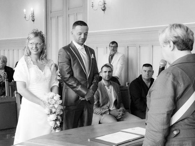 Le mariage de David et Mélissa à Comines, Nord 43