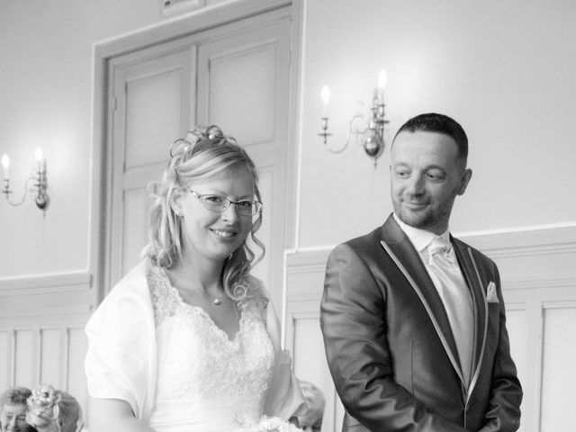 Le mariage de David et Mélissa à Comines, Nord 52