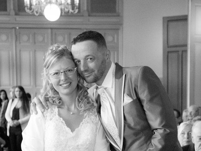 Le mariage de David et Mélissa à Comines, Nord 54