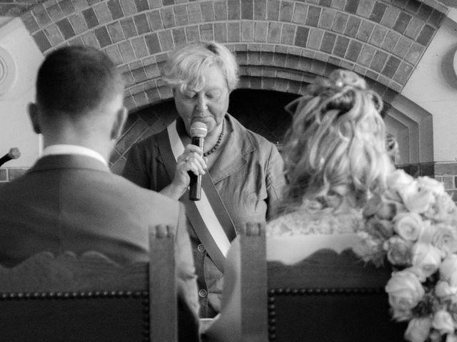 Le mariage de David et Mélissa à Comines, Nord 55