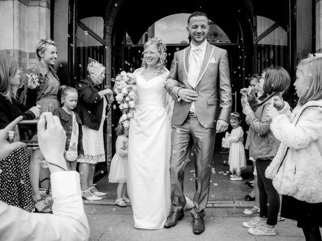 Le mariage de David et Mélissa à Comines, Nord 57