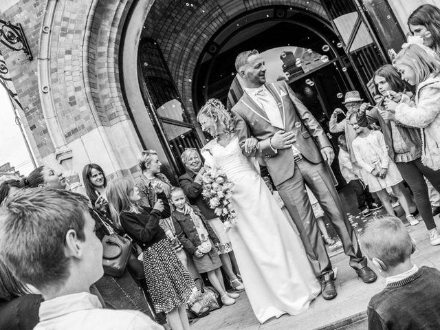 Le mariage de David et Mélissa à Comines, Nord 58