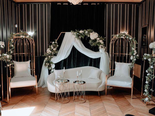 Le mariage de Yasmina et Sohan à Bray-et-Lû, Val-d'Oise 1