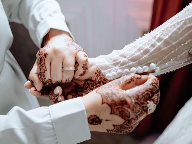 Le mariage de Yasmina et Sohan à Bray-et-Lû, Val-d'Oise 36