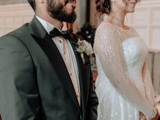 Le mariage de Yasmina et Sohan à Bray-et-Lû, Val-d'Oise 39