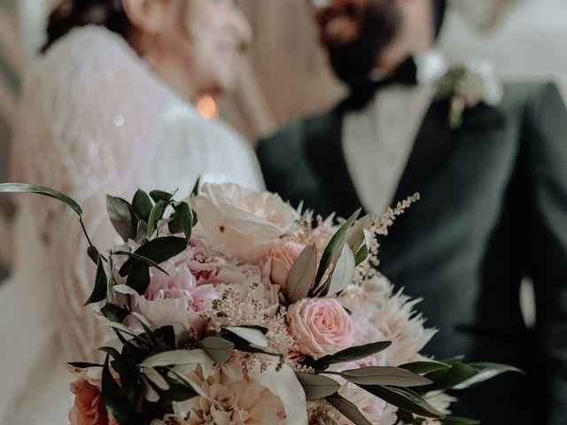 Le mariage de Yasmina et Sohan à Bray-et-Lû, Val-d'Oise 44