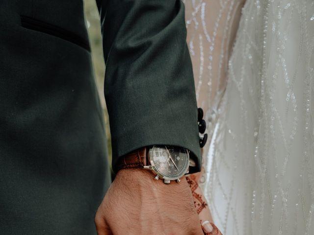 Le mariage de Yasmina et Sohan à Bray-et-Lû, Val-d'Oise 45