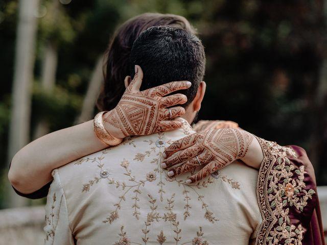 Le mariage de Yasmina et Sohan à Bray-et-Lû, Val-d'Oise 56