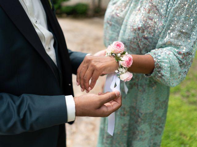 Le mariage de Yasmina et Sohan à Bray-et-Lû, Val-d'Oise 57