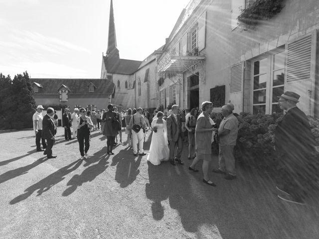 Le mariage de Gilles et Maelle à Vaas, Sarthe 15