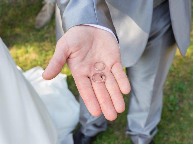 Le mariage de Gilles et Maelle à Vaas, Sarthe 17
