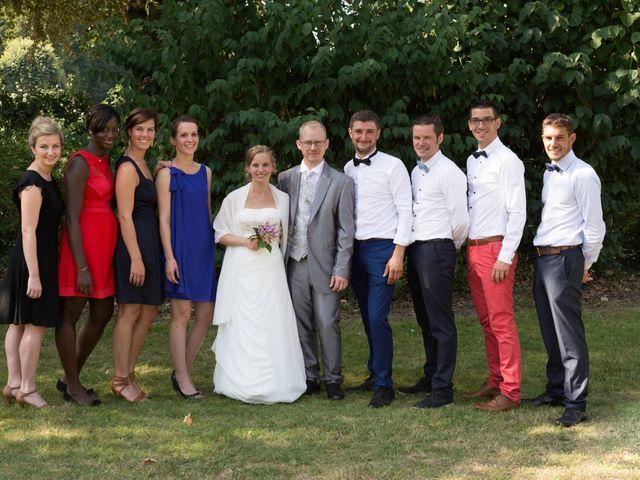 Le mariage de Gilles et Maelle à Vaas, Sarthe 18
