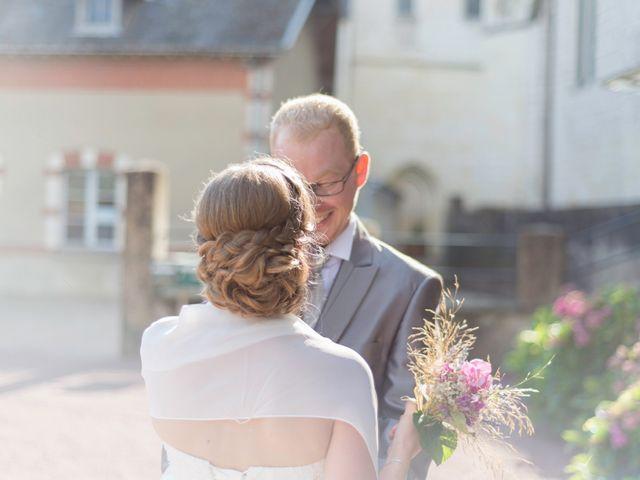 Le mariage de Gilles et Maelle à Vaas, Sarthe 41