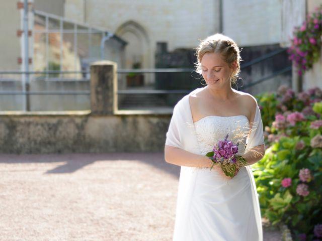 Le mariage de Gilles et Maelle à Vaas, Sarthe 42