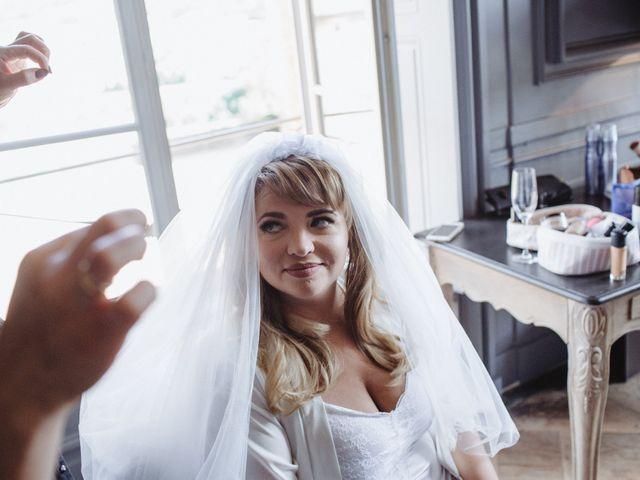 Le mariage de Xavier et Franceska à Pierreclos, Saône et Loire 6