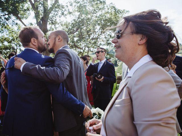 Le mariage de Xavier et Franceska à Pierreclos, Saône et Loire 36