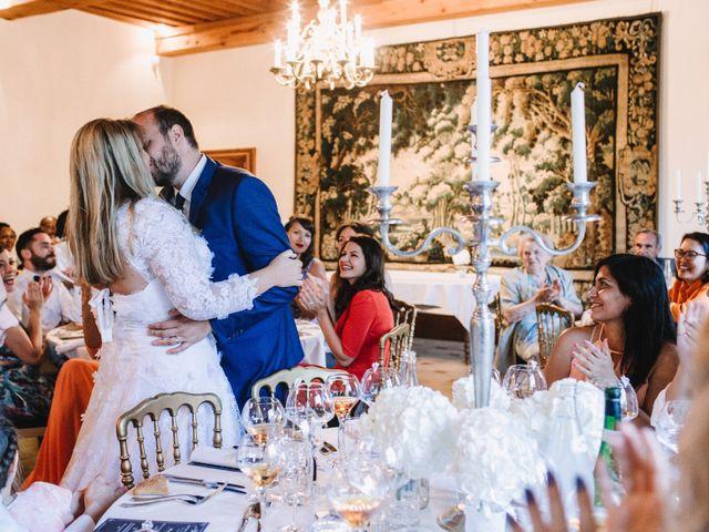 Le mariage de Xavier et Franceska à Pierreclos, Saône et Loire 57