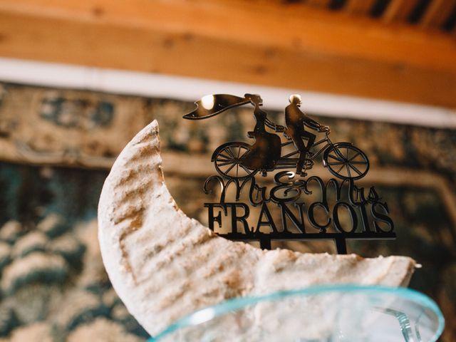 Le mariage de Xavier et Franceska à Pierreclos, Saône et Loire 61