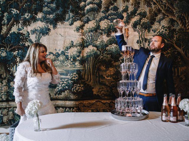 Le mariage de Xavier et Franceska à Pierreclos, Saône et Loire 64