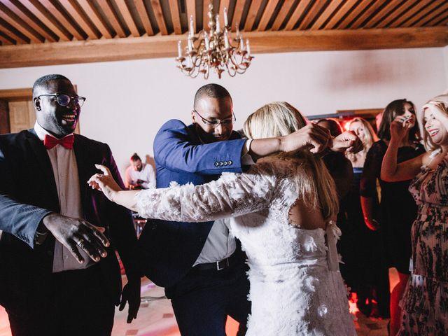 Le mariage de Xavier et Franceska à Pierreclos, Saône et Loire 68