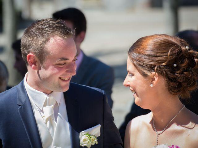 Le mariage de Jean Baptiste et Eloïse à Noyal-sur-Vilaine, Ille et Vilaine 1