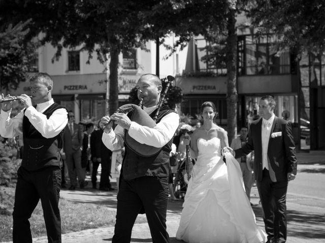 Le mariage de Jean Baptiste et Eloïse à Noyal-sur-Vilaine, Ille et Vilaine 2
